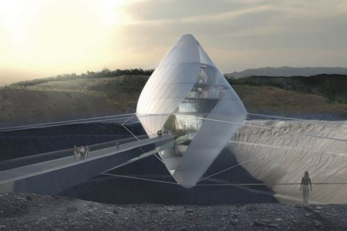 Clouds AO Unveils Floating Space Lab in Japan
