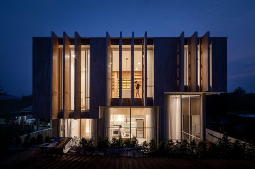 JB House / IDIN Architects