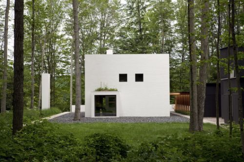 Yingst Retreat / Salmela Architect