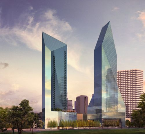Talmadge Smith of Page on the new Fountain Place Tower