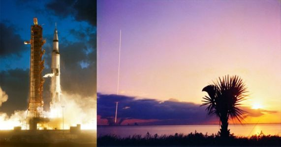 How I Shot an 'Impossible Photo' of an Apollo Launch in 1967