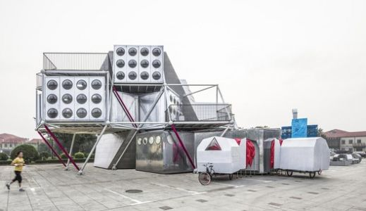 The People's Station / People's Architecture Office