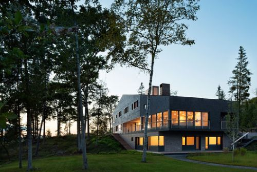 Islesboro Residence, Boathouse & Studio / Andrew Berman Architect