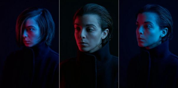 Shooting Blade Runner-Inspired Portraits Using Color Gels