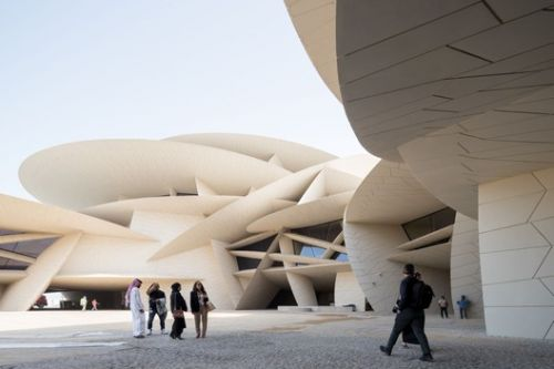 Building Boom: Qatar's Monumental New Architecture