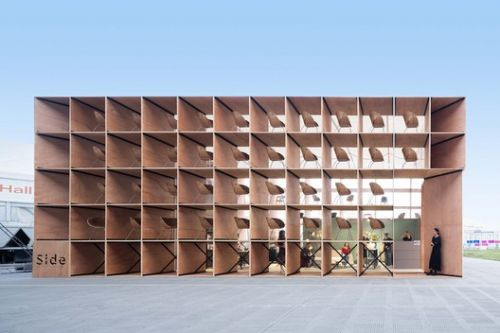 Furniture Pavilion S and its Afterlife / Rooi Design and Research