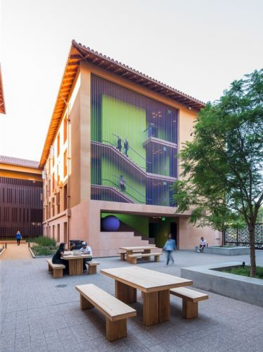 Highland Hall Residences Stanford University / LEGORRETA