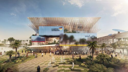 LAVA Selected to Design German Pavilion for Expo 2020 Dubai