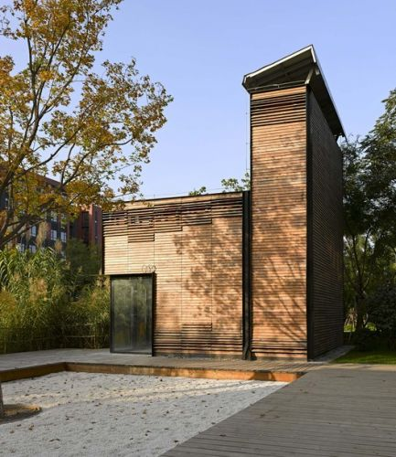 Xuhui Demonstrative Project / SUP Atelier