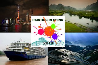 """""""Painting in China 2019"""" announcement"""
