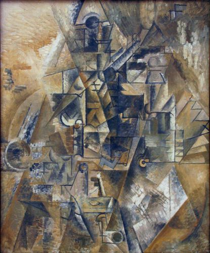 Picasso's Analytical Cubism: Identify the Subjects