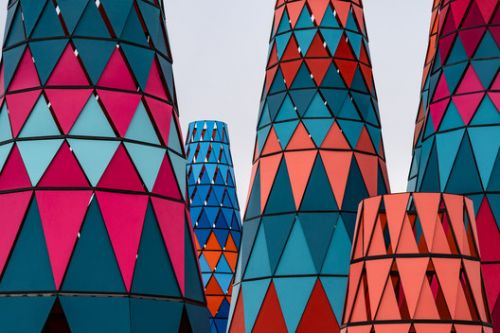 Francis Kéré and Office Kovacs Among 2019 Coachella Installations