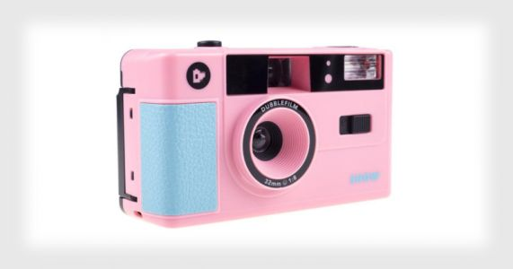 Dubblefilm SHOW is Like a Reusable Disposable Camera of Old