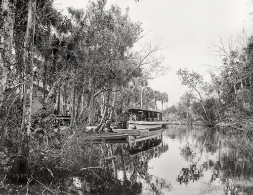 Old Florida: 1900