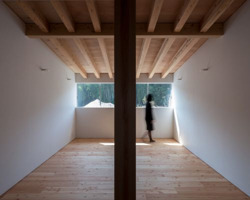 House in Takatori / Tatsunori Kakuno/ tatta architects