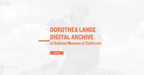 Museum Creates Free Online Archive Dorothea Lange's Most Iconic Work