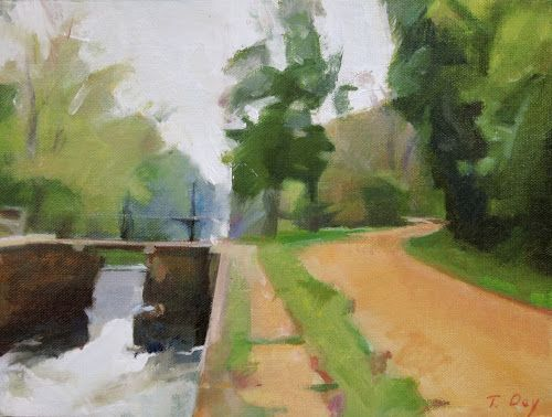 Delaware Canal Towpath