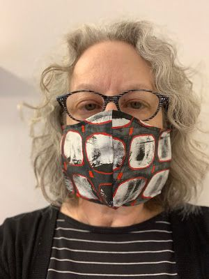 New Work, New Series: Pandemic Face Masks