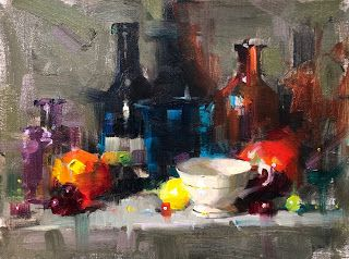 """""""Demo at Paso Robles 2019 1"""" -- Sold"""