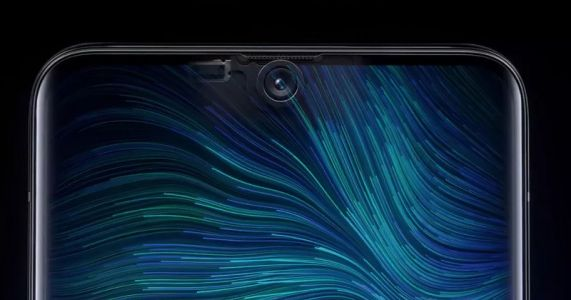 Oppo Unveils the World's First Under-Screen Selfie Camera
