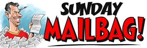 Sunday Mailbag- Getting a Likeness?