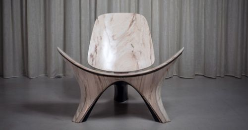 Would You Splash Out on Zaha Hadid Architects' $145,000 Lapella Chair?