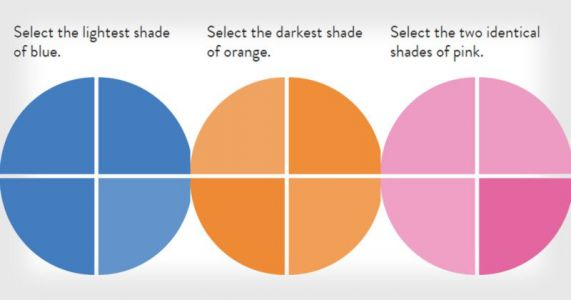 Less Than 1% of People Can Ace This Color Test