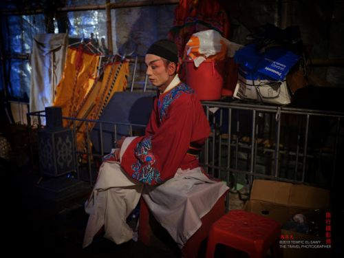 POV | The Character Actors of Chinese Opera | GFX50s