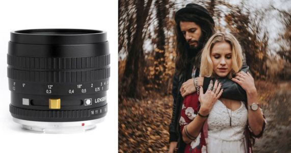 Lensbaby Unveils the Burnside 35, the First Wide-Angle Petzval Lens