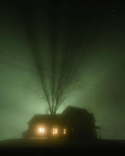 Darkness on the Edge of Town, Michael McCluskey
