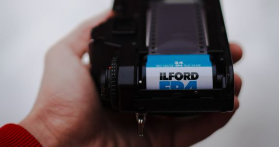 Ilford Has Shut Down Film Production Until Further Notice