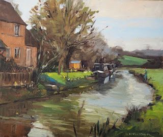 'Fishing at Somerton'