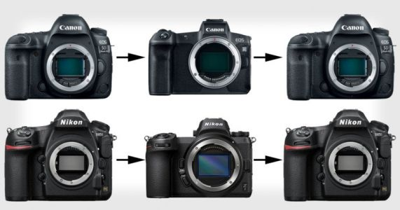 Ricoh Thinks Mirrorless Shooters Will Switch Back to DSLRs in 1-2 Years