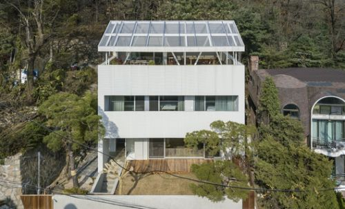 Gugi-dong House / BCHO Partners