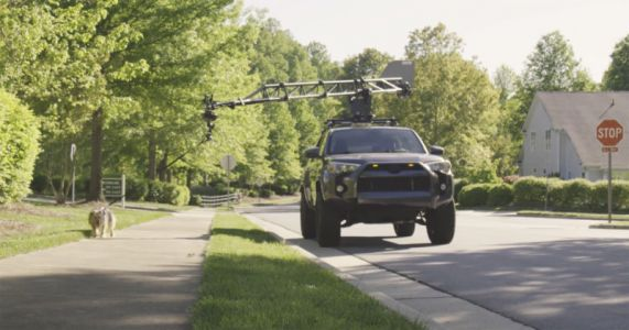 Funny Short Film Follows a Camera Crane That's Trying to 'Reinvent' Itself During the Pandemic