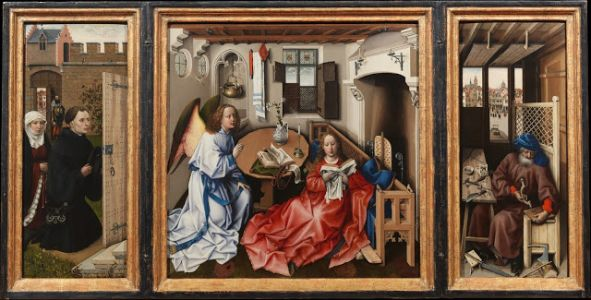 Robert Campin - part 2