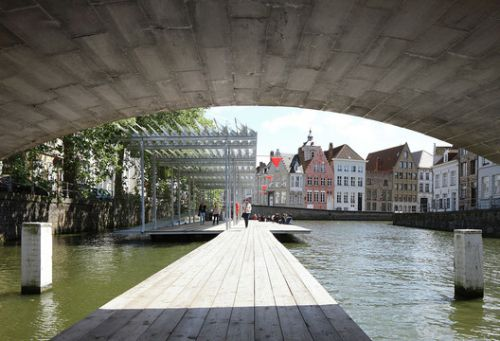 Urban Waterways: The Dynamics of Canal Architecture