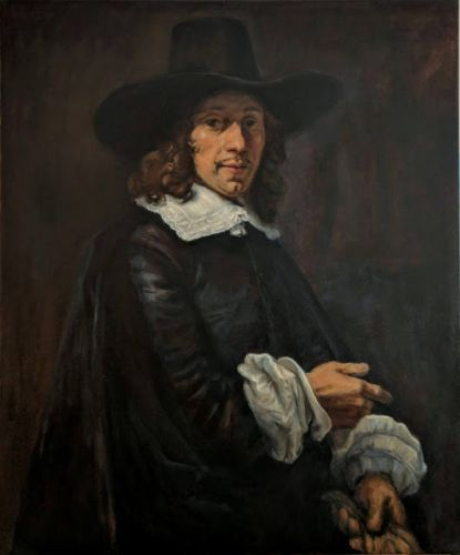 Rembrandt finished