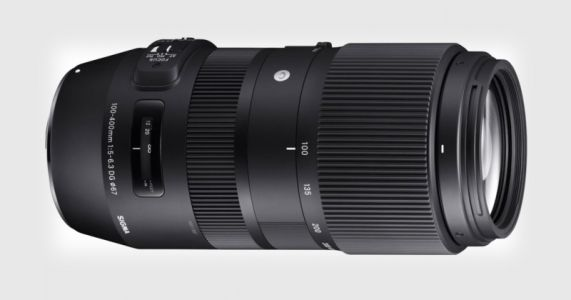 Sigma Will Release an Affordable 100-400mm Lens for Mirrorless Cameras Very Soon