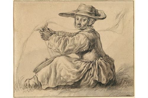 Aelbert Jacobsz Cuyp. Born on this day in 1620
