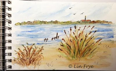 Southport Waterfront - Lin Frye