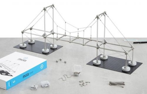 Mola Structural Kit 3 Launches on Kickstarter