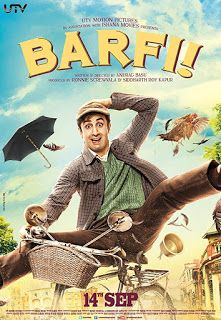 A delightful confection from Bollywood: Barfi!