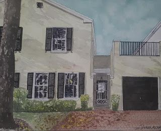 House Painting from a Photo