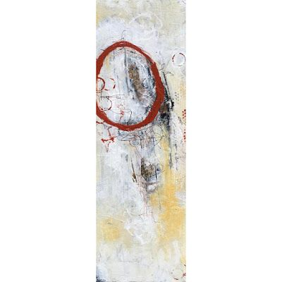 """Mixed Media, Contemporary Abstract Expressionist Painting, """"Hope For the Future"""" by Contemporary Expressionist Pamela Fowler Lordi"""