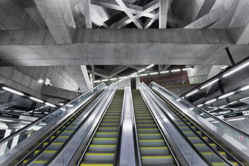 Why Budapest's Contemporary Architects had to Go Underground to Find Success