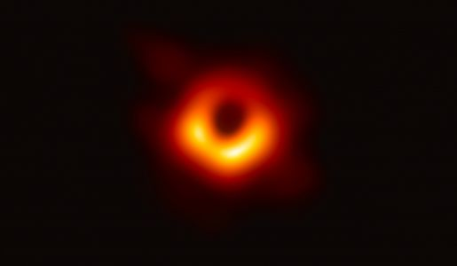 A Group of Powerful Telescopes Captures the First-Ever Image of a Black Hole