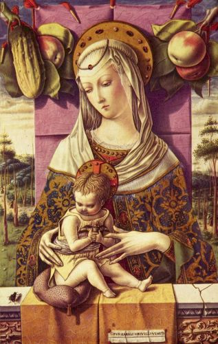 Madonnas attributed to Carlo Crivelli