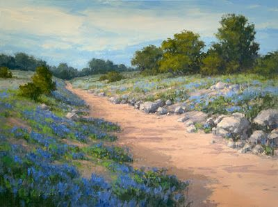 Wild Blue - Eve of my Solo Show!