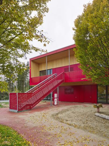 House for children Gilching / Hirner and Riehl Architekten